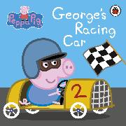 Cover-Bild zu Peppa Pig: George's Racing Car von Peppa Pig