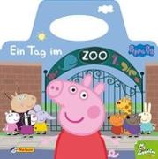 Cover-Bild zu Peppa Pig: Ein Tag im Zoo
