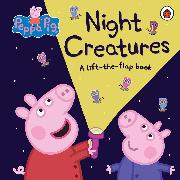 Cover-Bild zu Peppa Pig: Night Creatures von Peppa Pig