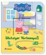 Cover-Bild zu Peppa: Wutziger Vorlesespaß