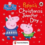 Cover-Bild zu Peppa Pig: Peppa's Christmas Jumper Day von Peppa Pig