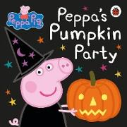 Cover-Bild zu Peppa Pig: Peppa's Pumpkin Party von Peppa Pig