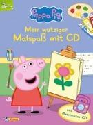 Cover-Bild zu Peppa: Mein wutziger Malspaß mit CD