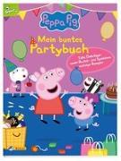 Cover-Bild zu Peppa: Mein buntes Partybuch