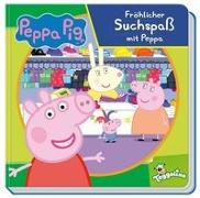 Cover-Bild zu Fröhlicher Suchspaß mit Peppa