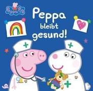 Cover-Bild zu Peppa: Peppa bleibt gesund!