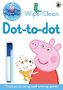 Cover-Bild zu Peppa Pig: Practise with Peppa: Wipe-clean Dot-to-Dot von Peppa Pig