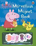 Cover-Bild zu Peppa Pig: Marvellous Magnet Book von Peppa Pig