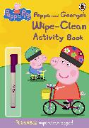 Cover-Bild zu Peppa Pig: Peppa and George's Wipe-Clean Activity Book von Peppa Pig