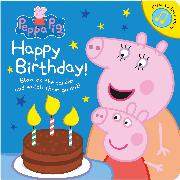 Cover-Bild zu Peppa Pig: Happy Birthday! von Peppa Pig