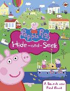 Cover-Bild zu Peppa Pig: Hide-and-Seek von Peppa Pig