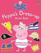 Cover-Bild zu Peppa Pig: Peppa Dress-Up Sticker Book von Peppa Pig