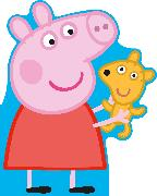Cover-Bild zu Peppa Pig: All About Peppa von Peppa Pig