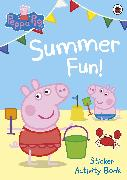 Cover-Bild zu Peppa Pig: Summer Fun! Sticker Activity Book von Peppa Pig