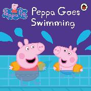 Cover-Bild zu Peppa Pig: Peppa Goes Swimming von Peppa Pig