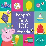 Cover-Bild zu Peppa Pig: Peppa's First 100 Words von Peppa Pig