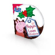 Cover-Bild zu Peppa Pig: Peppa Loves Christmas von Peppa Pig