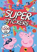 Cover-Bild zu Peppa Pig Super Stickers Activity Book von Peppa Pig