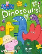Cover-Bild zu Peppa Pig: Dinosaurs! Sticker Book von Peppa Pig