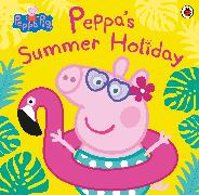 Cover-Bild zu Peppa Pig: Peppa's Summer Holiday von Peppa Pig