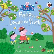 Cover-Bild zu Peppa Pig: Peppa Loves The Park: A push-and-pull adventure von Peppa Pig