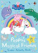 Cover-Bild zu Peppa Pig: Peppa's Magical Friends Sticker Activity von Peppa Pig