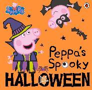 Cover-Bild zu Peppa Pig: Peppa's Spooky Halloween von Peppa Pig