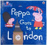 Cover-Bild zu Peppa Pig: Peppa Goes to London