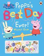 Cover-Bild zu Peppa Pig: Peppa's Best Day Ever von Peppa Pig