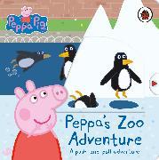 Cover-Bild zu Peppa's Zoo Adventure von Peppa Pig