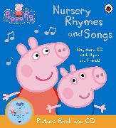 Cover-Bild zu Peppa Pig: Nursery Rhymes and Songs von Peppa Pig