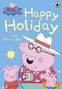 Cover-Bild zu Peppa Pig: Happy Holiday Sticker Activity Book von Peppa Pig