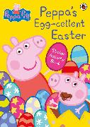 Cover-Bild zu Peppa Pig: Peppa's Egg-cellent Easter Sticker Activity Book von Peppa Pig