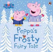 Cover-Bild zu Peppa Pig: Peppa's Frosty Fairy Tale von Peppa Pig