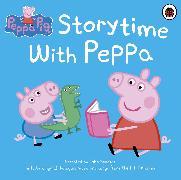 Cover-Bild zu Peppa Pig: Storytime with Peppa von Peppa Pig