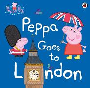 Cover-Bild zu Peppa Goes To London (eBook)