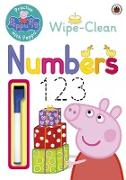 Cover-Bild zu Peppa Pig: Practise with Peppa: Wipe-Clean First Numbers von Peppa Pig