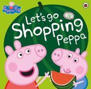 Cover-Bild zu Peppa Pig: Let's Go Shopping Peppa von Peppa Pig