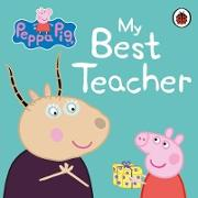 Cover-Bild zu Peppa Pig: My Best Teacher von Peppa Pig