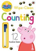 Cover-Bild zu Peppa Pig: Practise with Peppa: Wipe-Clean First Counting von Peppa Pig
