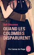 Cover-Bild zu Oksanen, Sofi: Quand les colombes disparurent