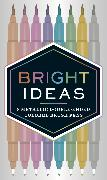 Cover-Bild zu Chronicle Books (Geschaffen): Bright Ideas: 8 Metallic Double-Ended Colored Brush Pens