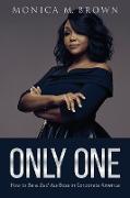 Cover-Bild zu Only One von Brown, Monica M