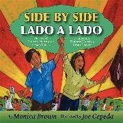 Cover-Bild zu Side by Side/Lado a lado von Brown, Monica