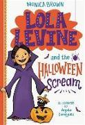 Cover-Bild zu Lola Levine and the Halloween Scream von Brown, Monica