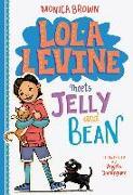 Cover-Bild zu Lola Levine Meets Jelly and Bean (eBook) von Brown, Monica