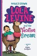 Cover-Bild zu Lola Levine and the Vacation Dream (eBook) von Brown, Monica