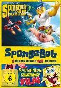 Cover-Bild zu SpongeBob Schwammkopf - Der Film & Schwamm aus dem Wasser von Drymon, Derek