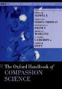 Cover-Bild zu The Oxford Handbook of Compassion Science (eBook) von Seppälä, Emma M. (Hrsg.)