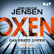 Cover-Bild zu Oxen (Audio Download) von Jensen, Jens Henrik